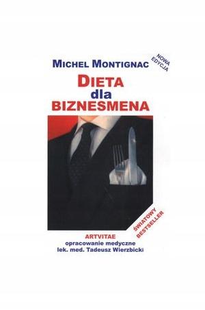 Dieta dla biznesmena Michel Montignac