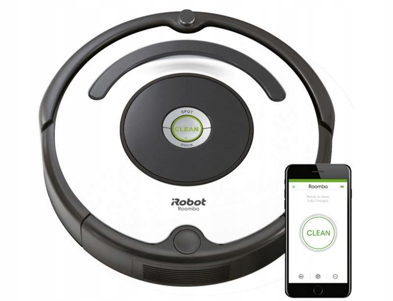 Odkurzacz Irobot Roomba 675 Robot Sprzatajacy 9105426907 Oficjalne Archiwum Allegro