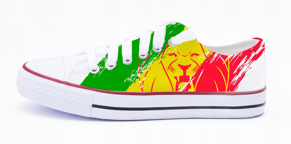 Trampki Reggae 3 wzory