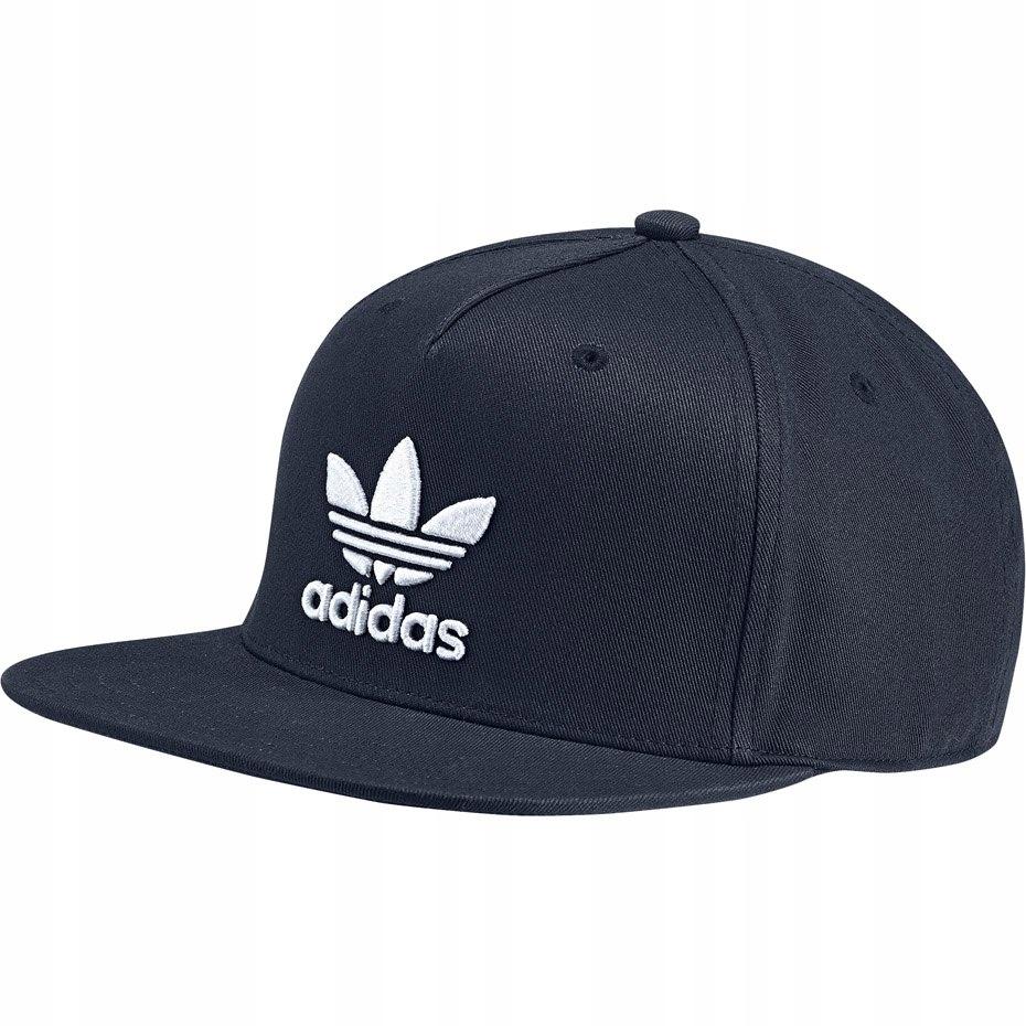Czapka z daszkiem męska adidas AC Cap Trefoil OSFM