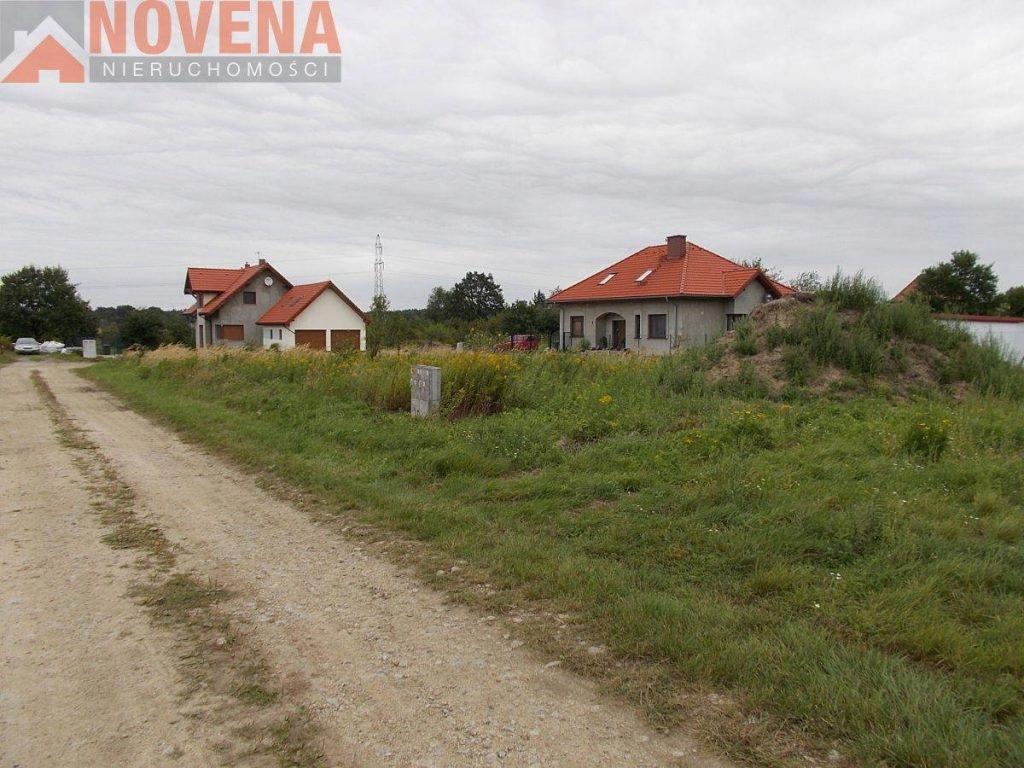 Działka, Mrozów, Miękinia (gm.), 856 m²