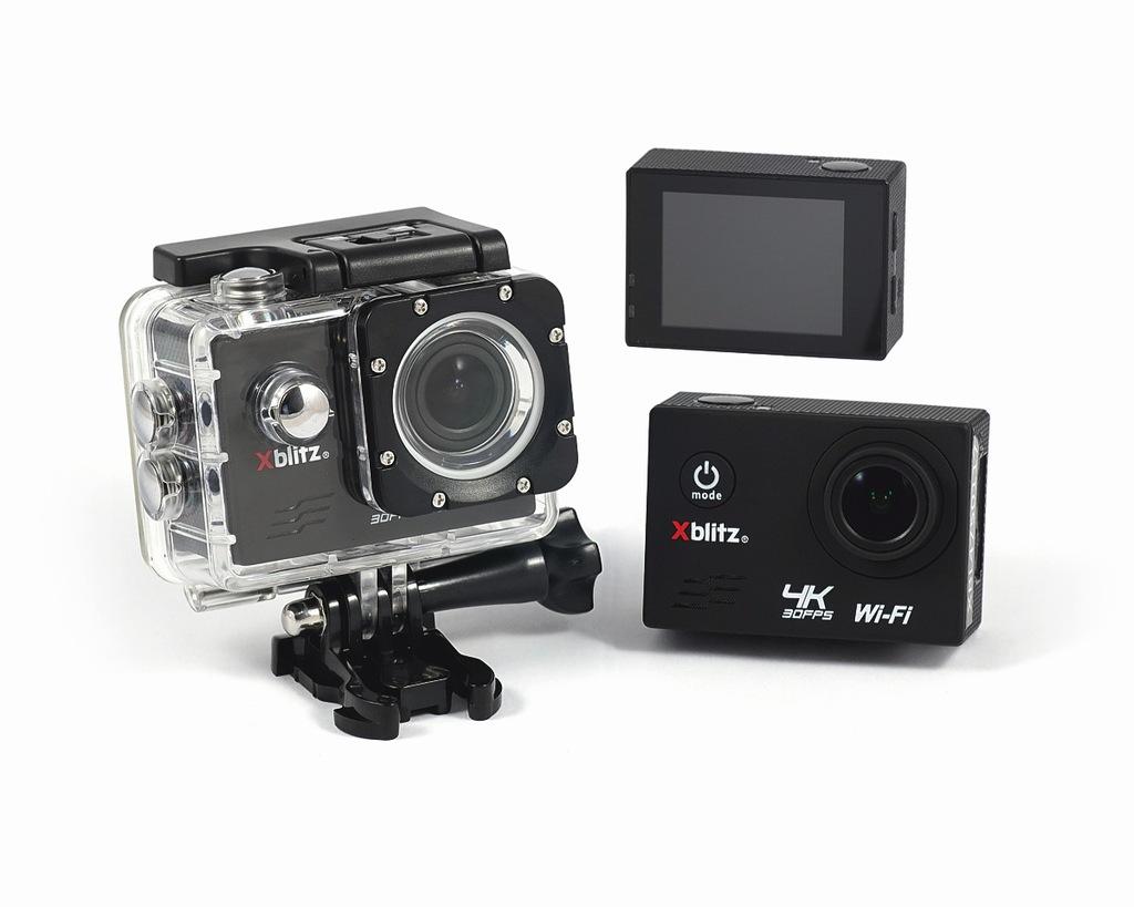 Xblitz Action 4k kamera sportowa UHD WiFi