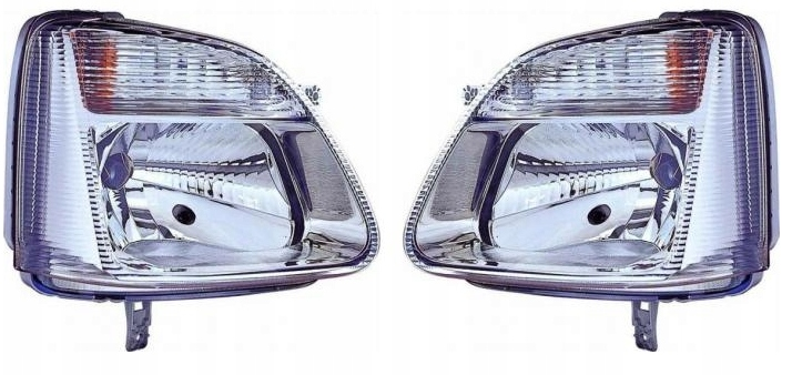 lampy reflektory kpl opel agilaa lift europa allegro