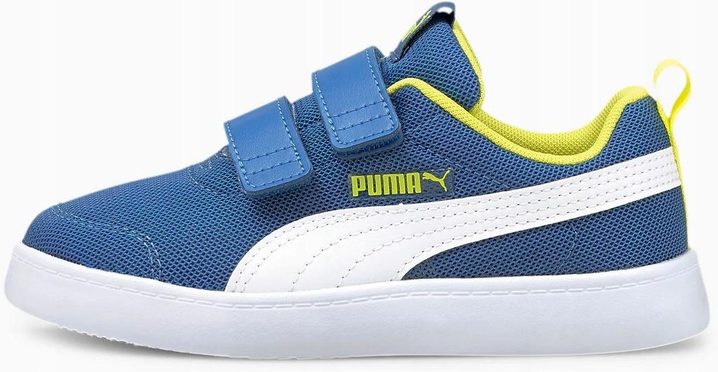 Buty Puma Courtflex 371758 07 34 Niebieski