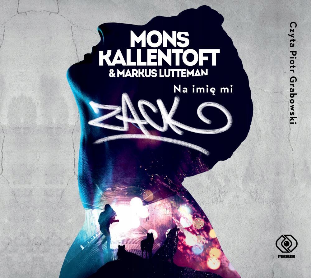 CD MP3 NA IMIĘ MI ZACK HERKULES TOM 1 MONS..