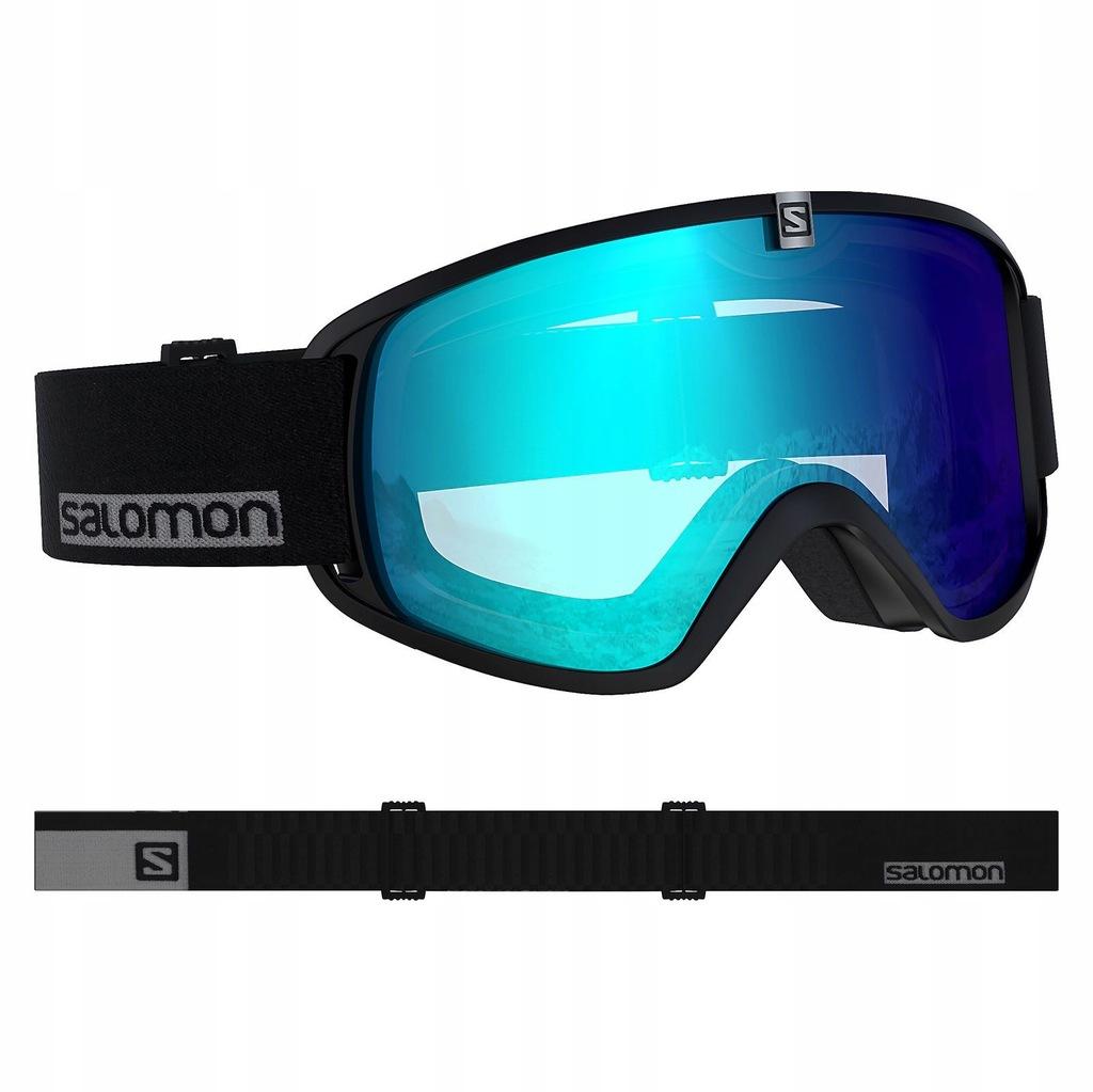 Gogle narciarskie męskie Salomon Snowboard Force