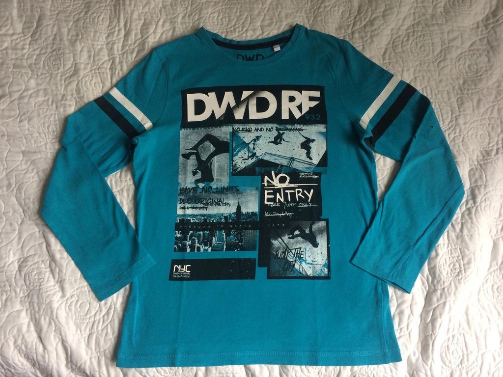 fajna koszulka bluzka C&A rozm. 146/152