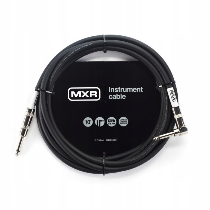 MXR INST Cable RA 10Ft - kabel gitaryowy 3m