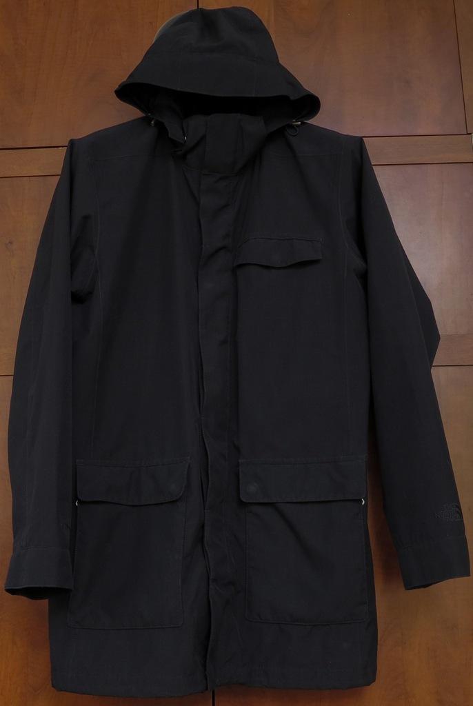 Płaszcz Wodo i wiatroodporny Elegancki L/XL TNF