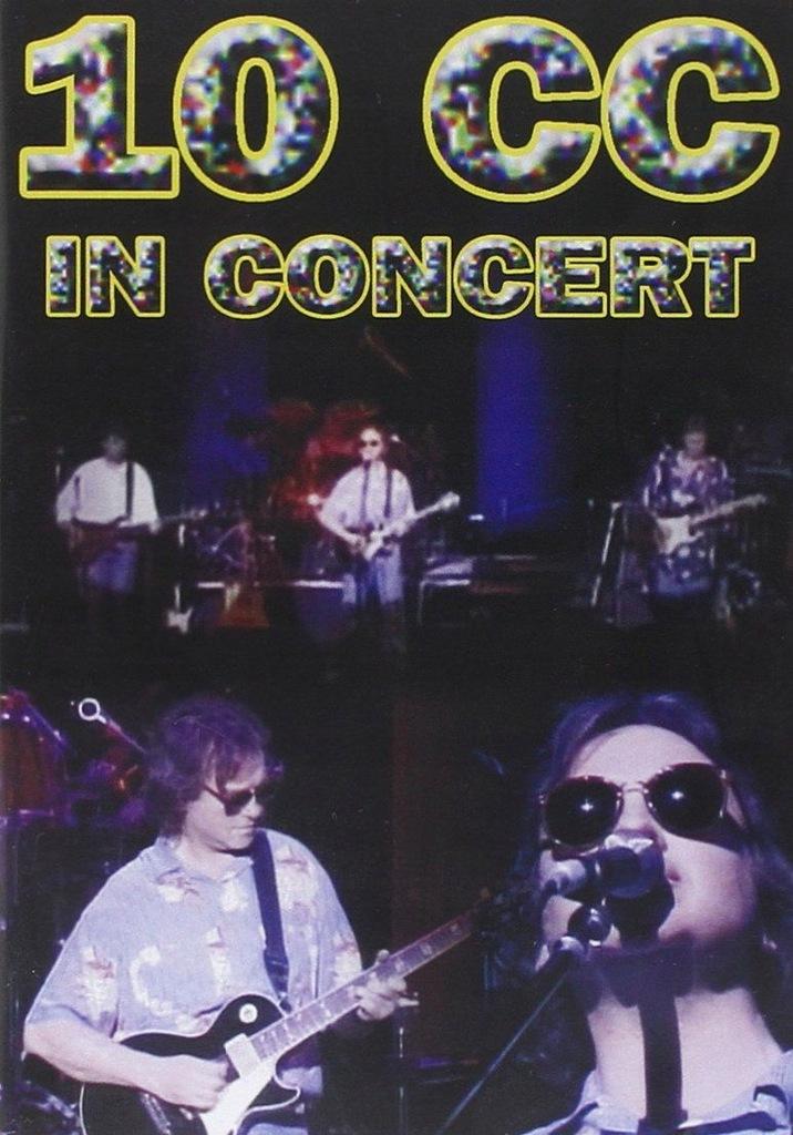 10CC IN CONCERT (DVD)