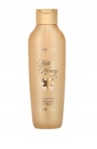 Oriflame Kremowy żel pod prysznic Milk&Honey