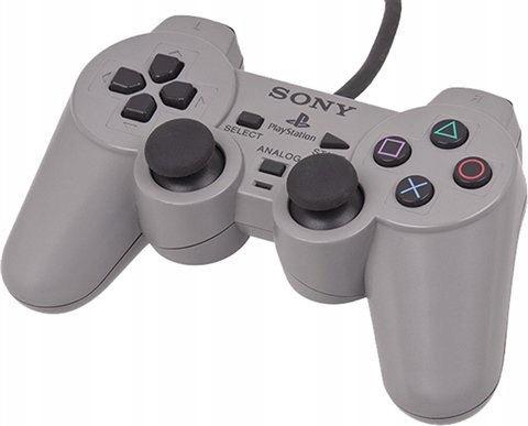 Sony Playstation OFICJALNY PAD DUALSHOCK - PS1