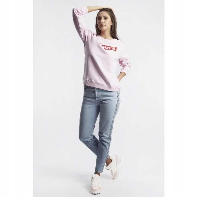Bluza Levi's Relaxed Graphic Crew 0067