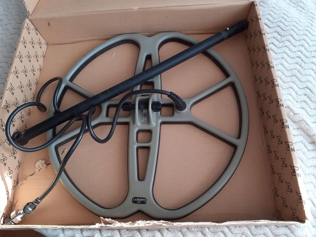 Cewka NELL ATTACK 15 '' + sztyca z śrubą +osłona