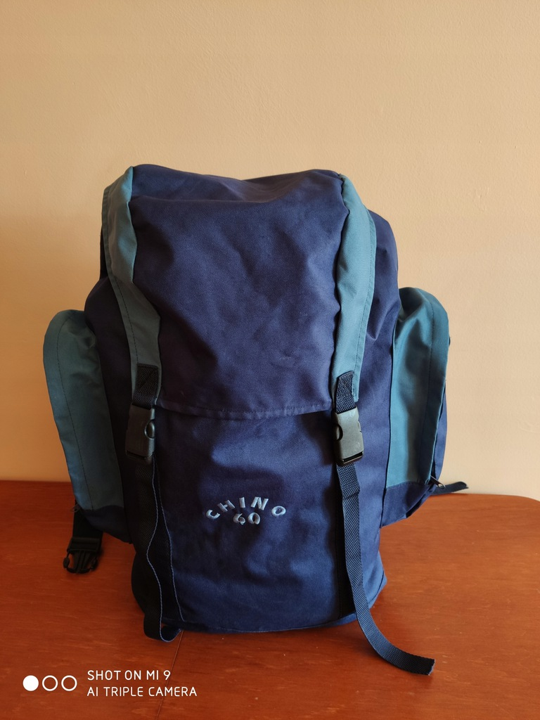 Plecak turystyczny 60l.