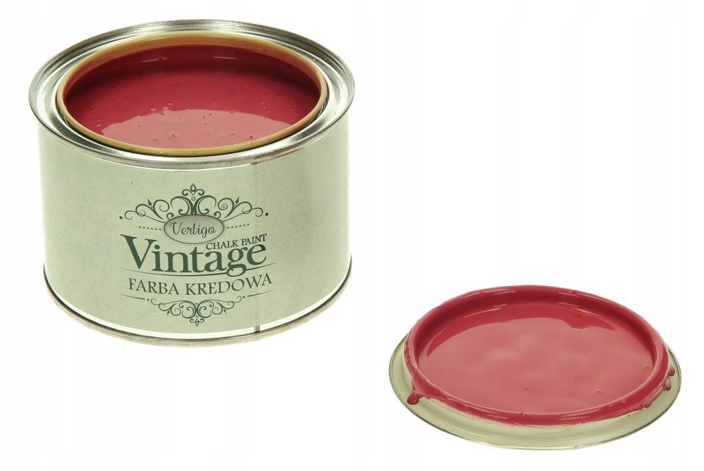 WYDAJNA Farba kredowa Chalk Paint KOLORY 400 ml