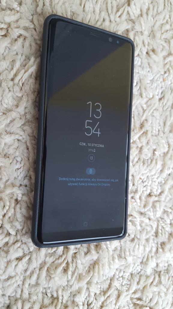 Uzywany Samsung Galaxy Note 8 Gwarancja 7816131940 Oficjalne Archiwum Allegro