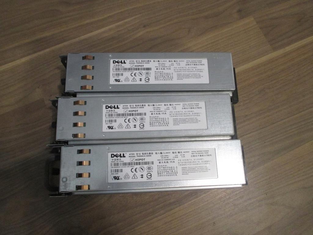 Zasilacz Serwerowy Dell 7000814-0000 Gwarancja