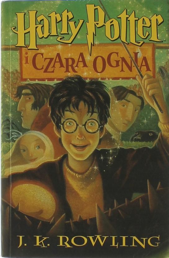 Harry Potter I Czara Ognia Niepoprawione 9750795690 Oficjalne Archiwum Allegro