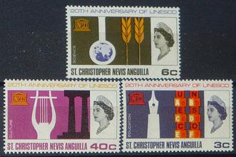 San Escobar -dawniej St.Christopher Nevis Anguilla