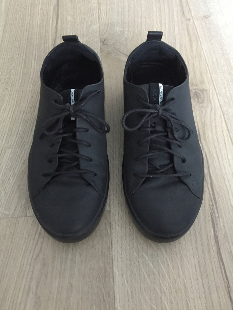 ECCO sneakersy trampki czarne R. 42