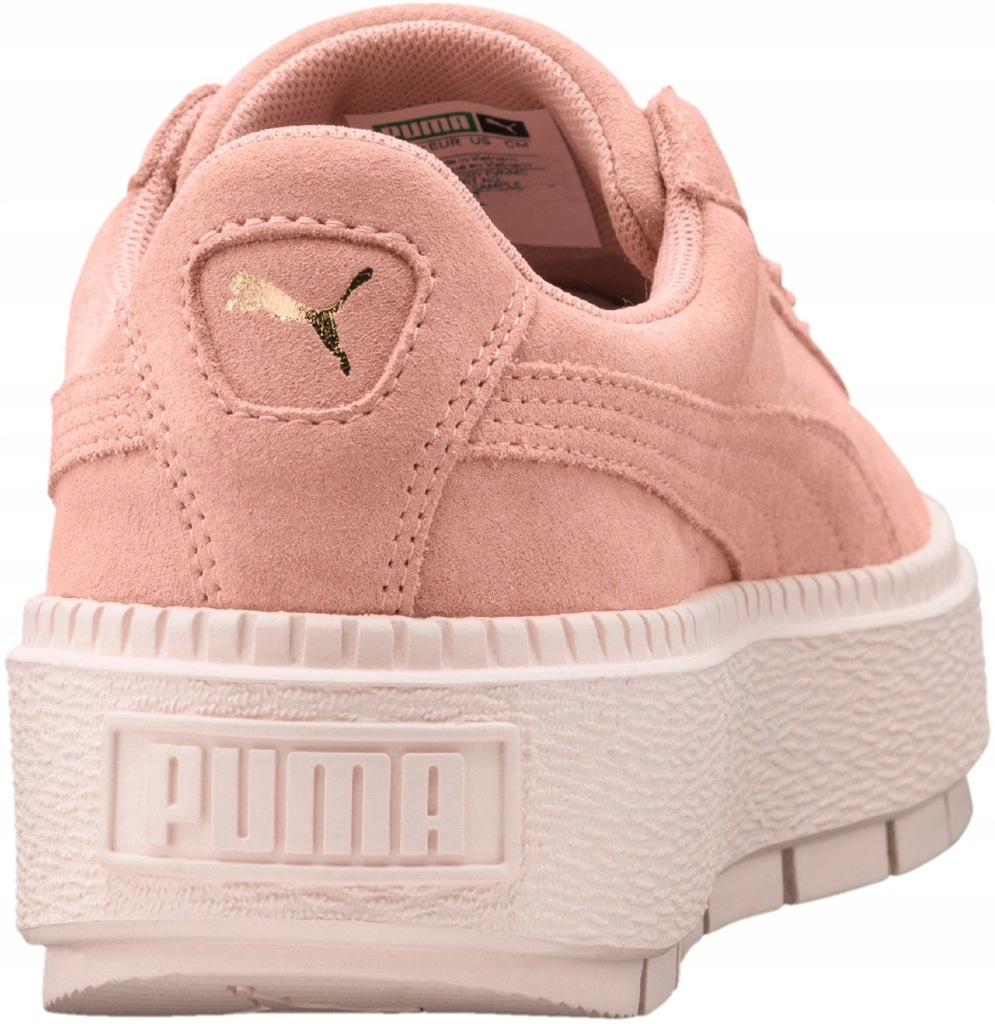 Puma Buty damskie Platform Trace różowe r. 40 (365