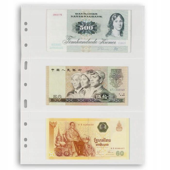 Grande 3C karta / strony na banknoty - 5 szt.