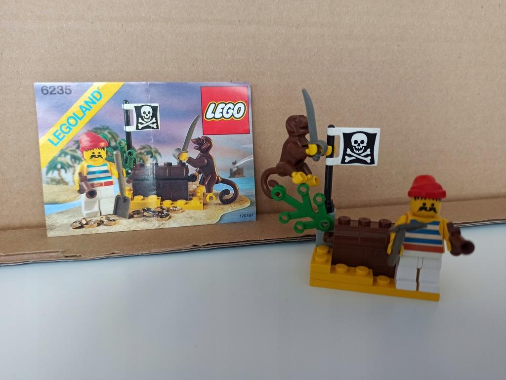LEGO - 6235 - Buried Treasure - Pirates