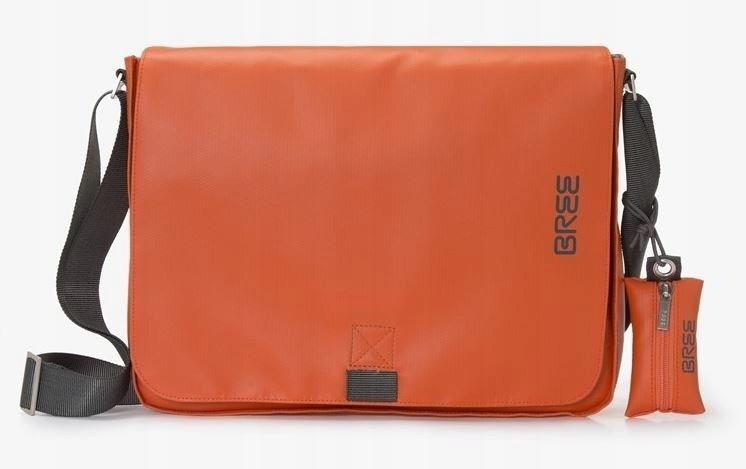 Torba BREE PUNCH 49 messenger na laptop