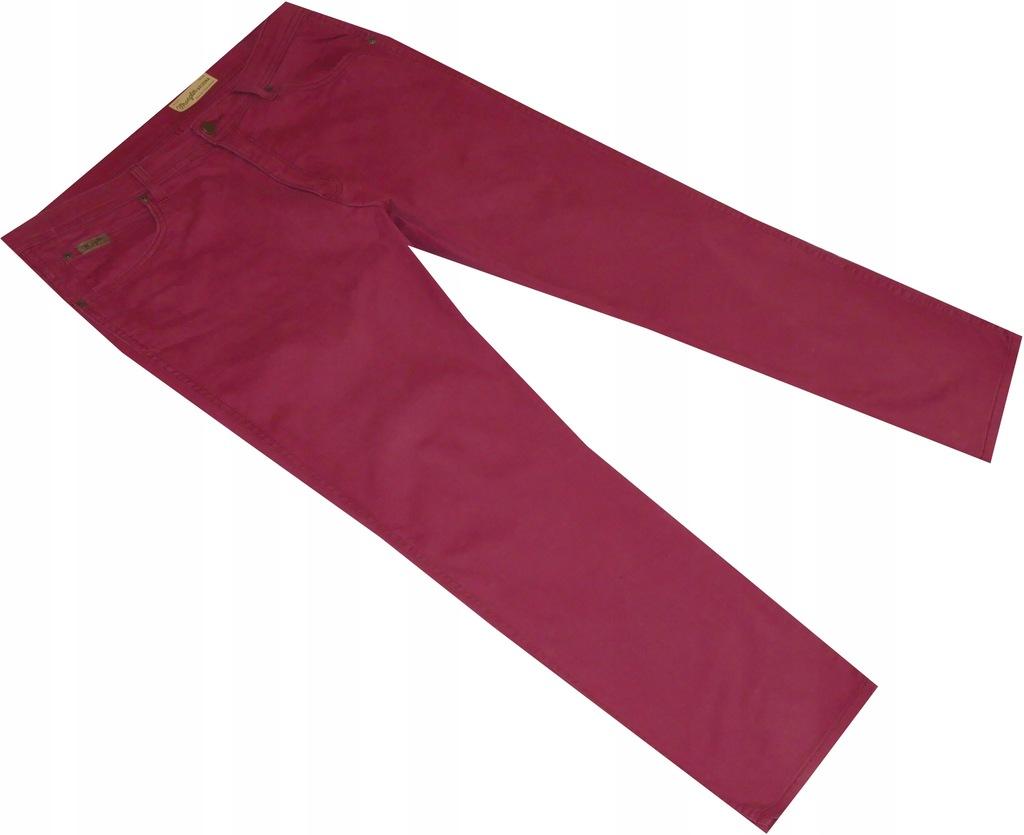 WRANGLER_W38 L30_BAWEŁNIANE spodnie 140