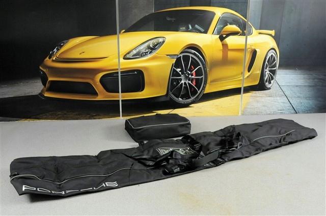 Porsche Panamera G1/970 Torba na narty TEQUIPMENT