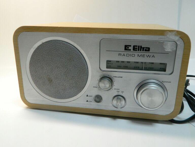 ELTRA RADIO MEWA 3388