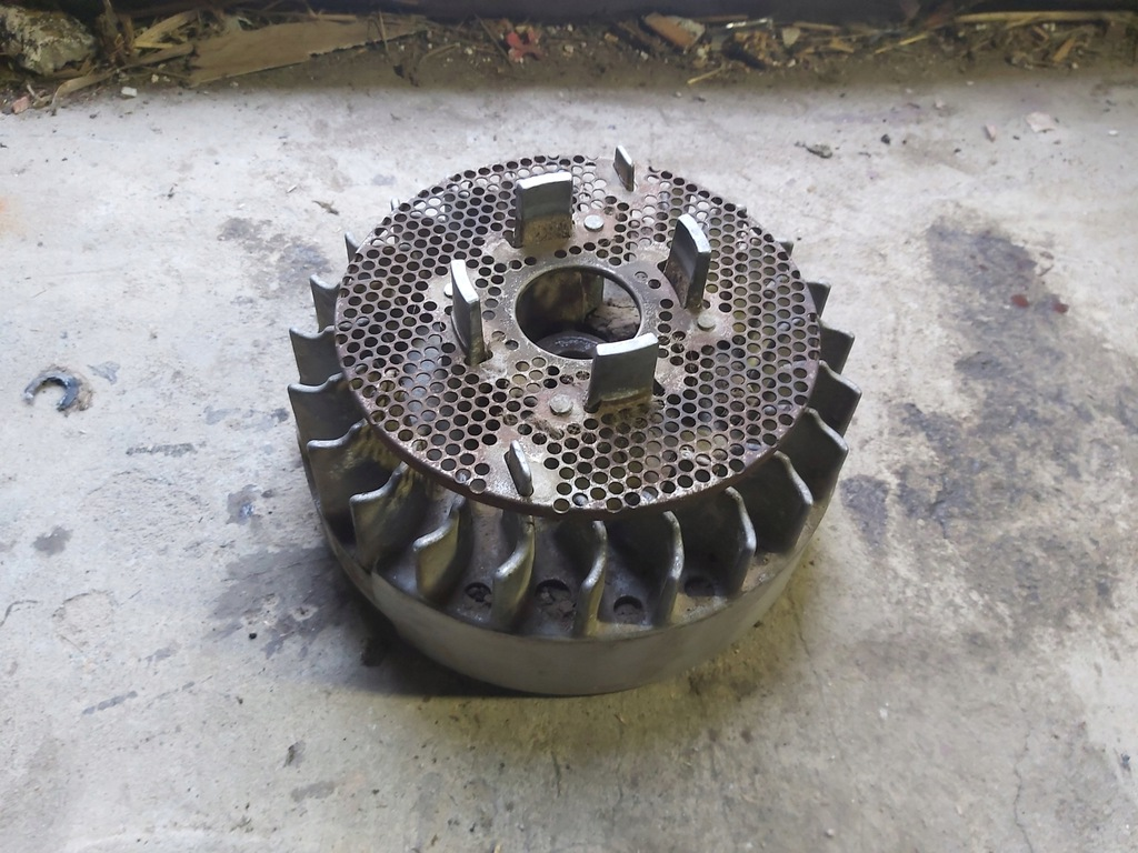 magneto koło magnesowe honda gcv 135 160 hrb hrd