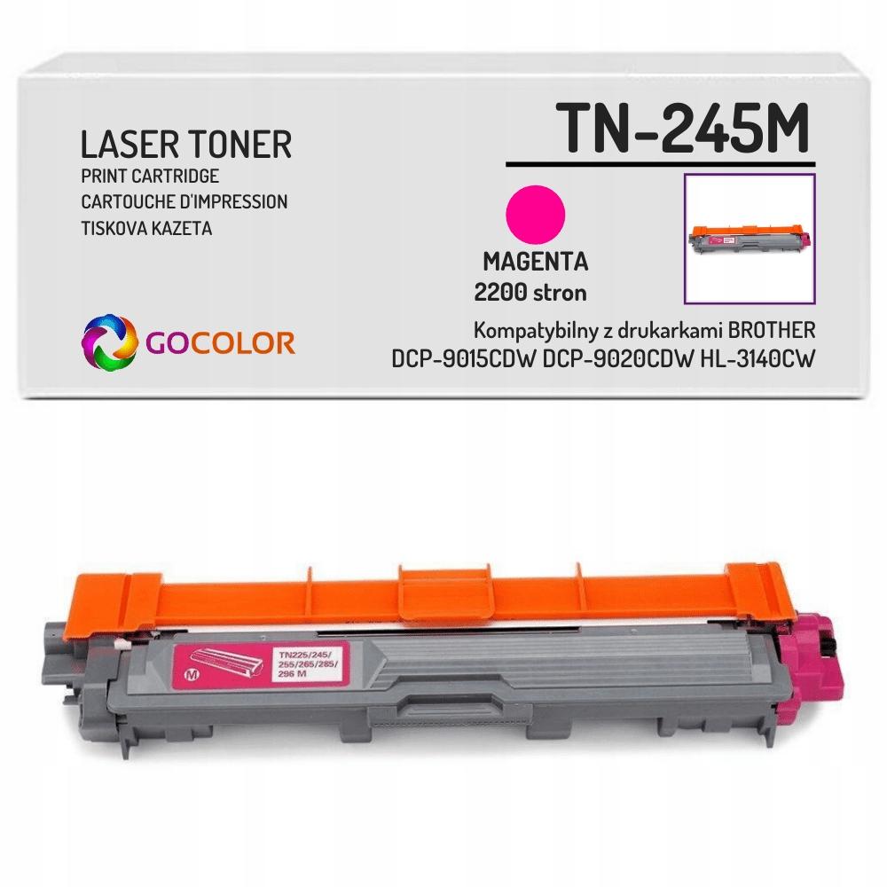 Zamienny z BROTHER toner TN-245M HL-3140CW