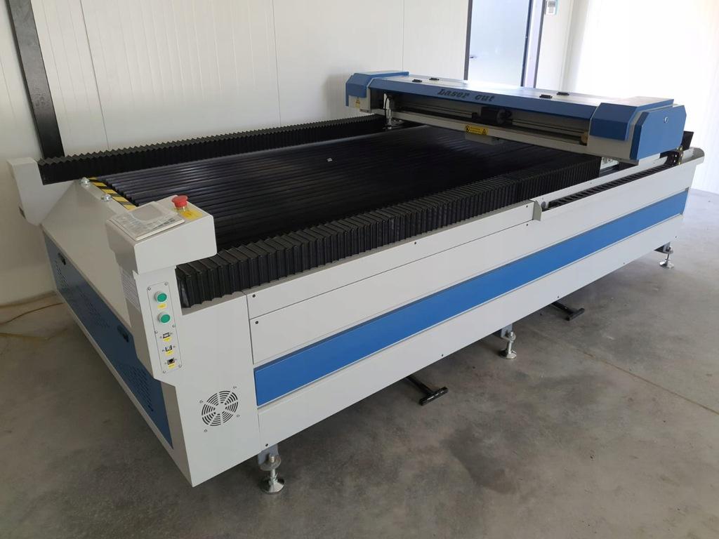 Laser CO2 180W Grawerka 250x130