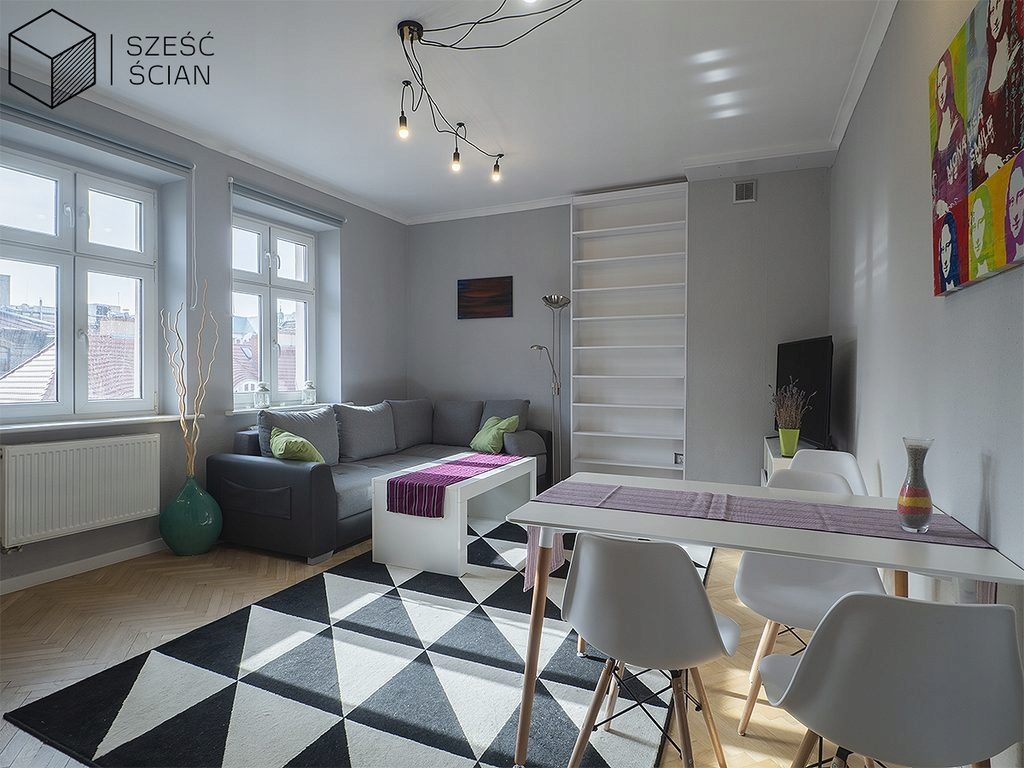 Mieszkanie, Poznań, Stare Miasto, 40 m²
