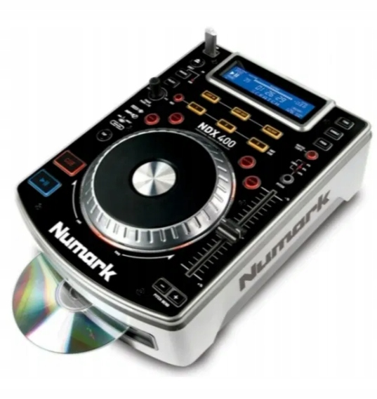 Numark NDX 400 CD/MP3/USB+ mixer Numark m3 komplet