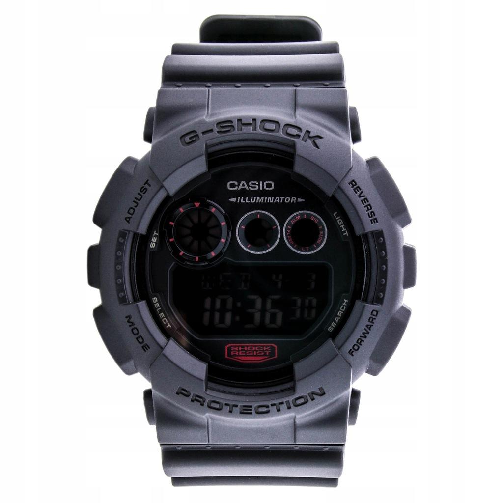 CASIO GD-120MB-1ER G-SHOCK 20ATM timer stoper