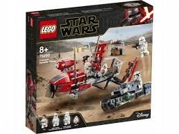 LEGO STAR WARS 75250 POŚCIG NA ŚCIGACZACH +KATALOG