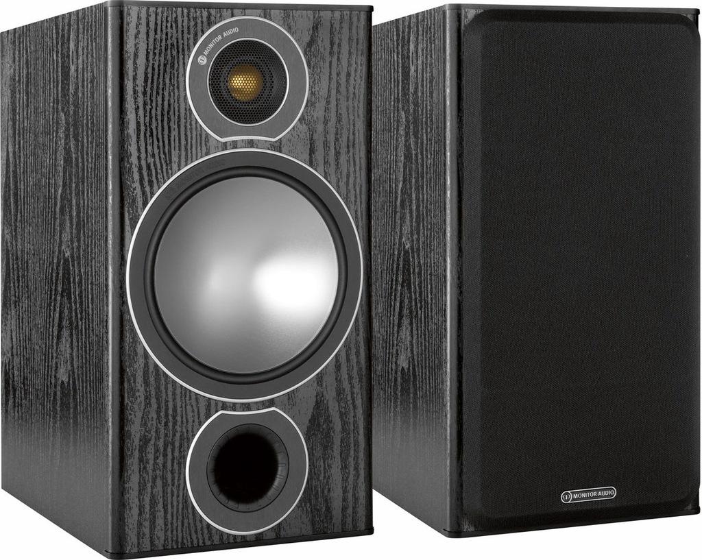 Monitor Audio Bronze 2 Kolumny + Kabel QED XT40i