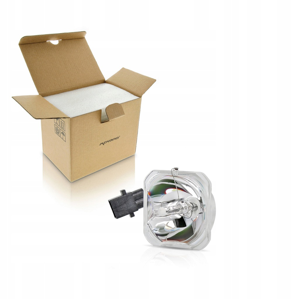 Bańka lampy projektora 200W UHE do Epson EB-W10 FV