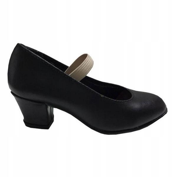 Buty do flamenco damskie Zapatos Flamenca Goźd_ 40