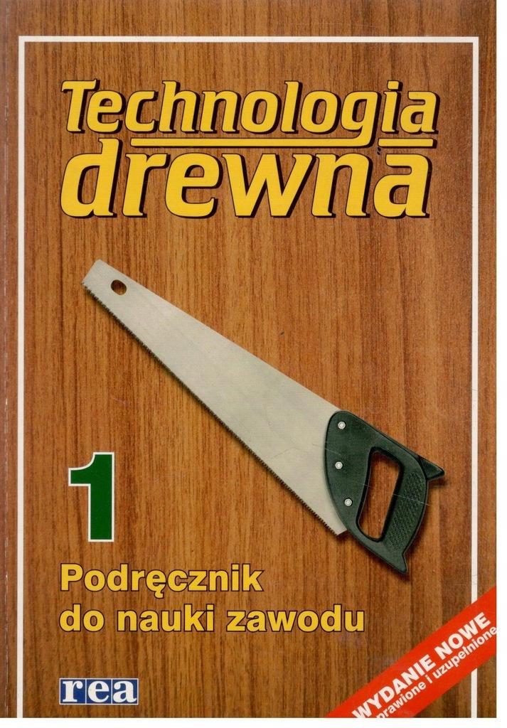 Technologia drewna podręcznik