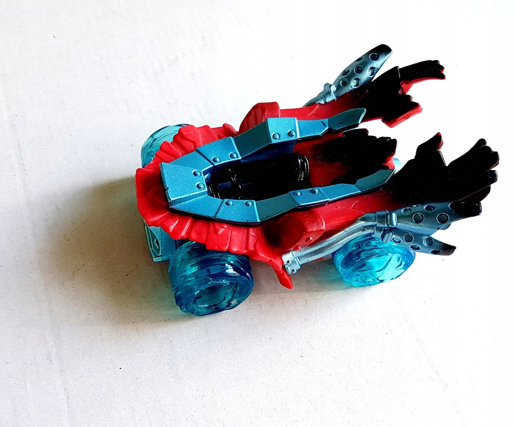 Skylanders Superchargers Dark Hot Streak Vehicle
