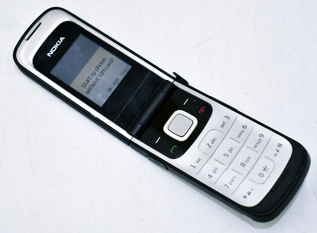 5866-50 ...NOKIA 2720A-2... k#o TELEFON KOMORKOWY
