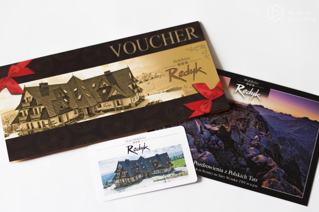 Hotel Redyk Ski & Relax Voucher 2 noce dla 2 os.