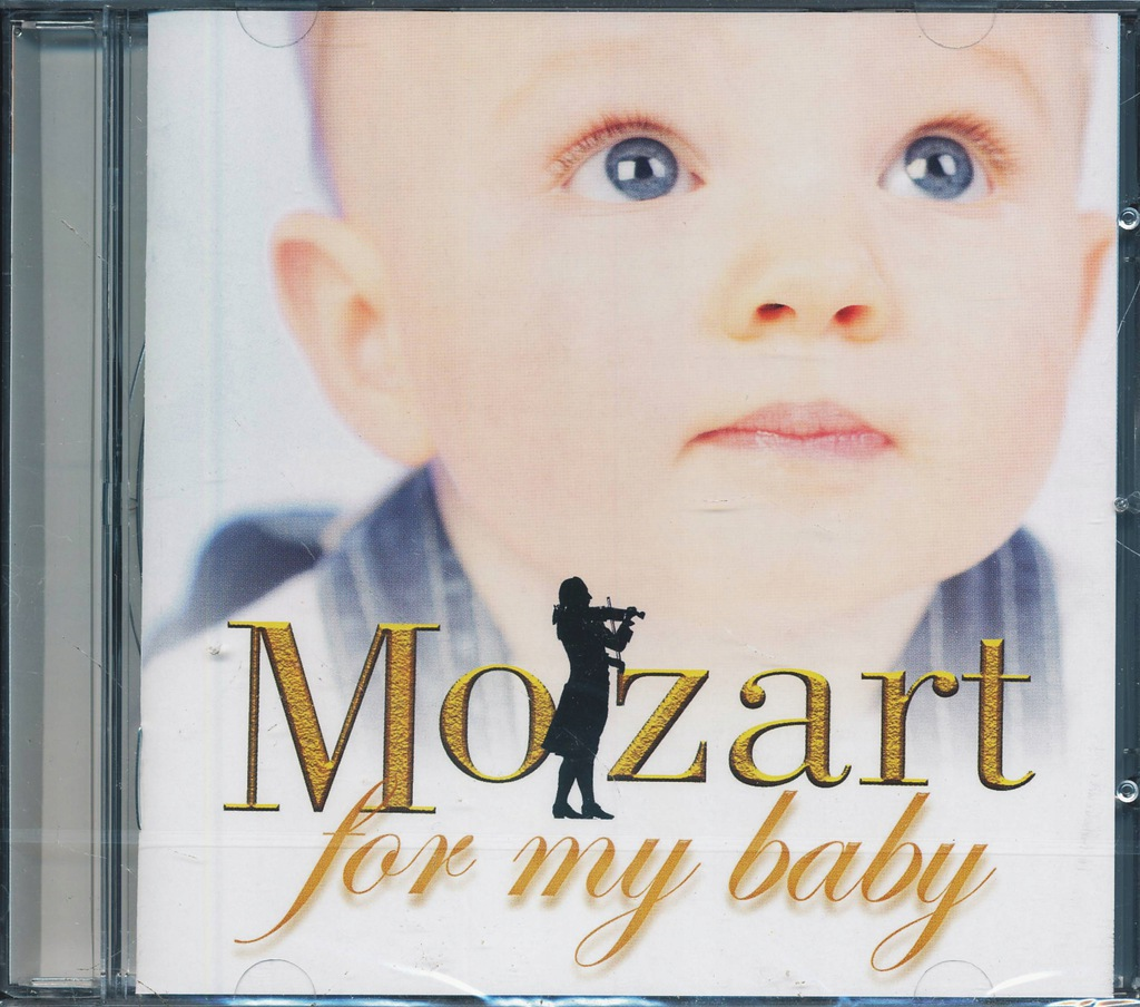 MOZART For My Baby [CD]