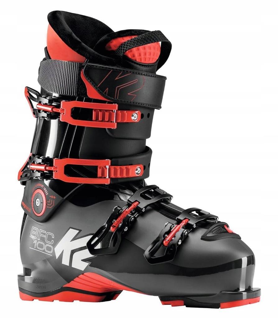 Buty narciarskie K2 B.F.C. 100 Czarny 25/25.5 Czer