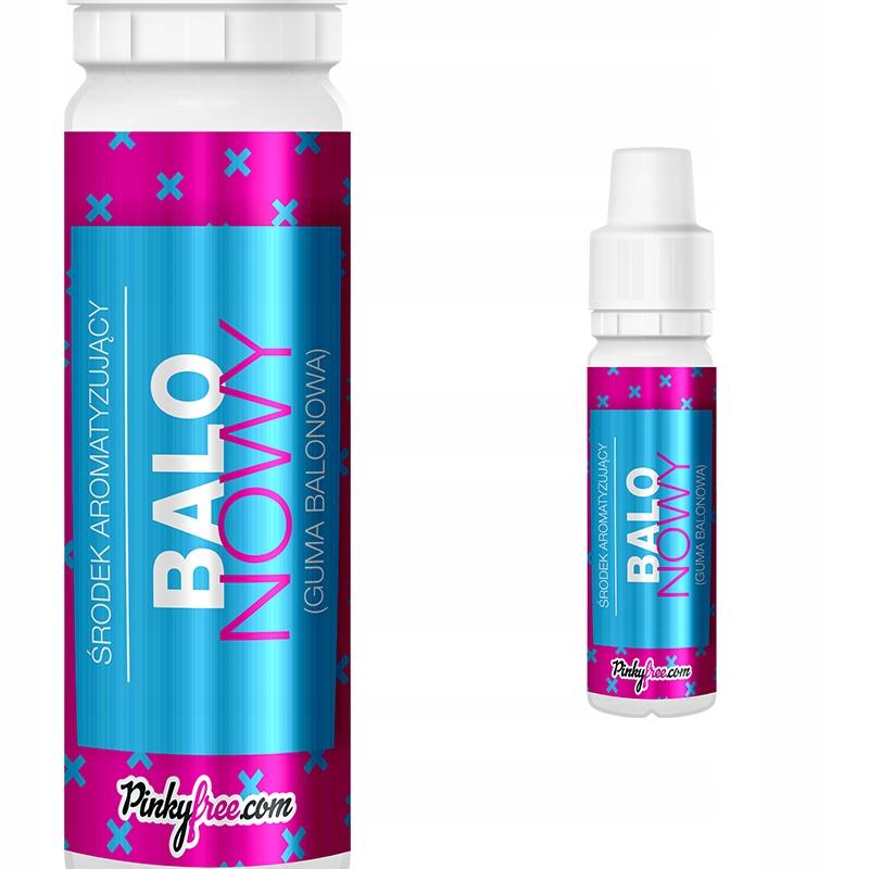 Liquid Pinky Free Balonowy Guma Balonowa 15ml 8263395766 Oficjalne Archiwum Allegro