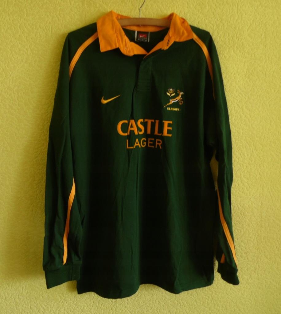 Nike SA Rugby RPA 2001/2002/2003 Retro Vintage L